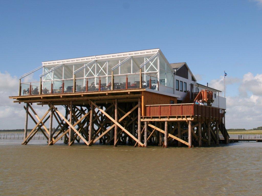 St. Peter-Ording Ferienwohnung: Strandgaststätte Böhl